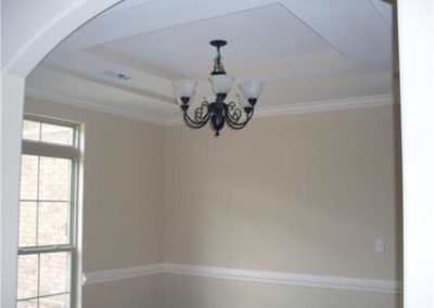 Memphis Home Builders Living Areas Gallery Dining Room