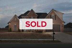 SOLD Memphis Home Builders Lot 85 SR Ext Twilight 1024x683