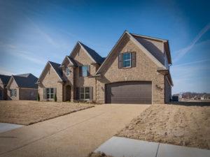 Memphis Home Builders | 119 Eureka Trail 1