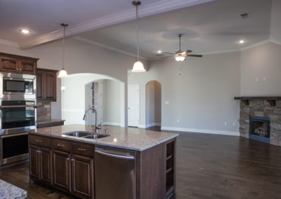 Memphis Home Builders | Lot 85 SR Kitchen 2