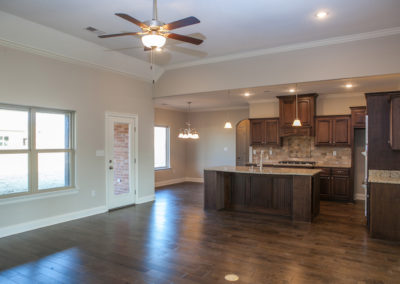 Memphis Home Builders | Lot 85 SR Kitchen