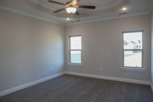 Memphis Home Builders | Lot 85 SR Master BR
