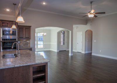 Memphis Home Builders | Lot 85 SR Kitchen 3