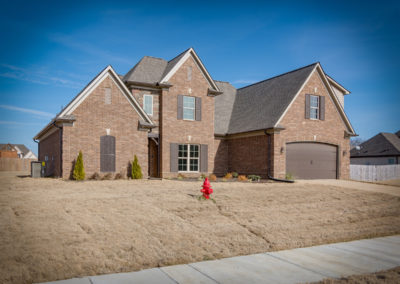 Memphis Home Builders Exterior Gallery 1