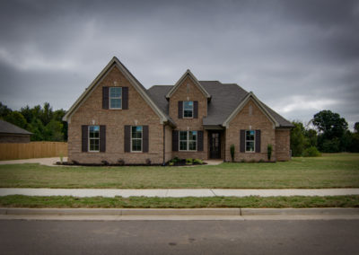 Memphis Home Builders Exterior Gallery 2