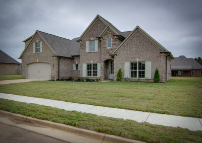 Memphis Home Builders Exterior Gallery 3 (1)