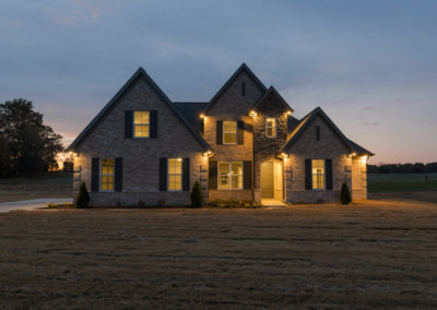 Memphis Home Builders Exterior Gallery 32