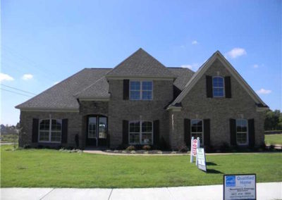 Memphis Home Builders Exterior Gallery 3248917 01