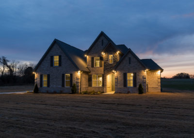 Memphis Home Builders Exterior Gallery 33