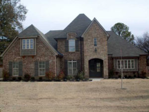 Memphis Home Builders Exterior Gallery Carrington 200tanner