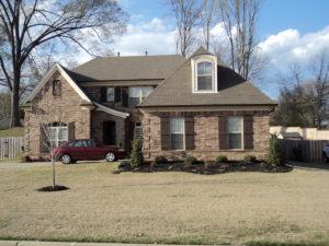 Memphis Home Builders Exterior Gallery DSC00057