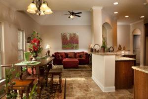 Memphis Home Builders Kitchen Gallery 1