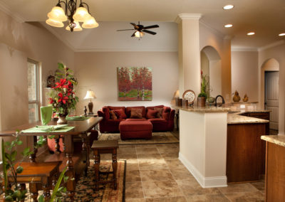 Memphis Home Builders Kitchen Gallery 1