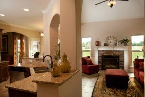 Memphis Home Builders Kitchen Gallery 4