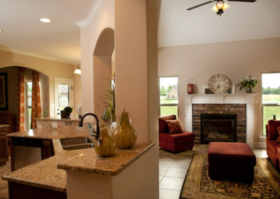 Memphis Home Builders Kitchen Gallery 4