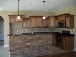 Memphis Home Builders Kitchen Gallery Kitchen Bar 2