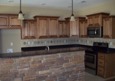 Memphis Home Builders Kitchen Gallery Kitchen Bar